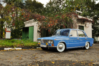 VAZ Lada 2106 Wallpaper for Android, iPhone and iPad