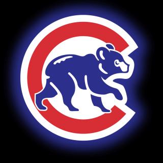 Chicago Cubs Baseball Team - Obrázkek zdarma pro iPad Air