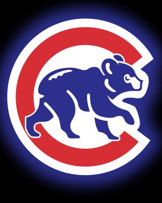 Chicago Cubs Baseball Team - Obrázkek zdarma pro Nokia X2