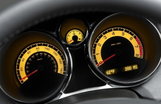 Speedometer Wallpaper for Android, iPhone and iPad