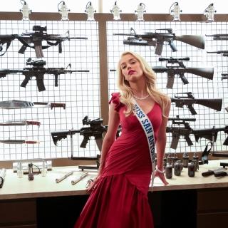 Machete Kills with Amber Heard - Obrázkek zdarma pro 128x128