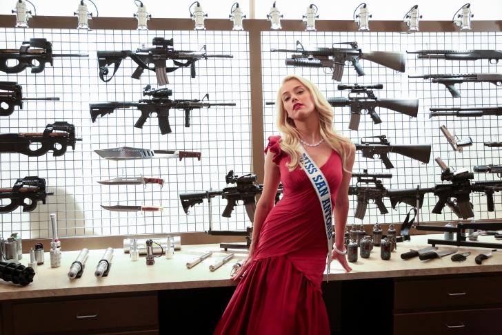 Machete Kills with Amber Heard wallpaper