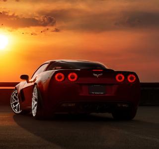 Chevrolet Corvette - Obrázkek zdarma pro iPad Air