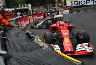 Ferrari Formula 1 Monaco - Obrázkek zdarma pro Android 1600x1280