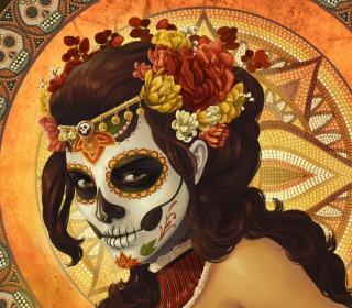 Dia De Muertos - Obrázkek zdarma pro iPad