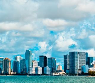 Miami USA - Obrázkek zdarma pro 128x128