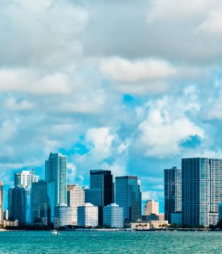 Miami USA - Obrázkek zdarma pro Nokia Lumia 900