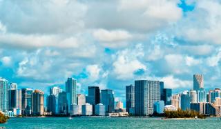 Miami USA - Obrázkek zdarma pro Fullscreen 1152x864