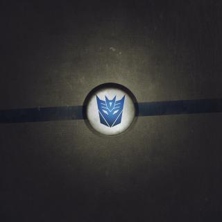 Transformers Logo - Obrázkek zdarma pro iPad mini