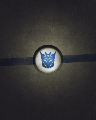 Transformers Logo - Obrázkek zdarma pro Nokia Asha 503