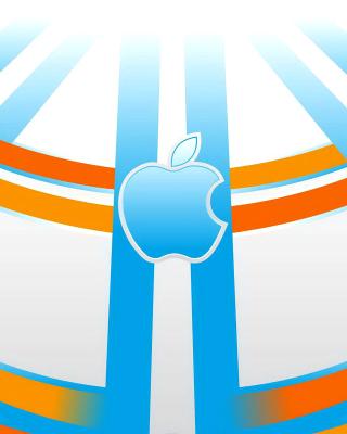 Apple Emblem - Obrázkek zdarma pro Nokia 300 Asha
