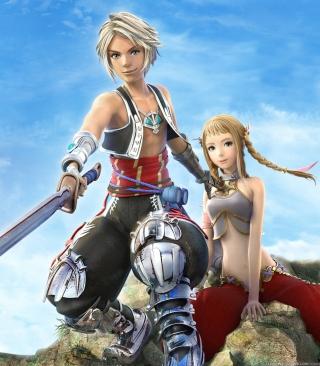 Vaan and Penelo - Final Fantasy XII - Obrázkek zdarma pro 480x800