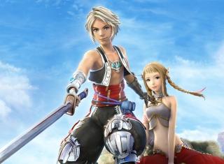 Vaan and Penelo - Final Fantasy XII - Obrázkek zdarma pro Android 1080x960