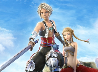 Vaan and Penelo - Final Fantasy XII - Obrázkek zdarma pro Desktop 1280x720 HDTV