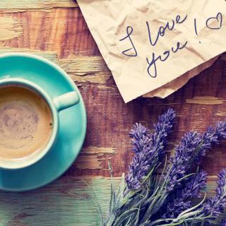 Love And Lavender - Obrázkek zdarma pro 320x320