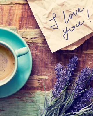Love And Lavender - Obrázkek zdarma pro 240x400