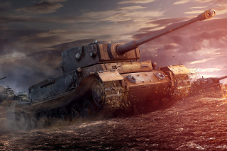 ARL 44 Tank from World of Tanks - Fondos de pantalla gratis Stub device