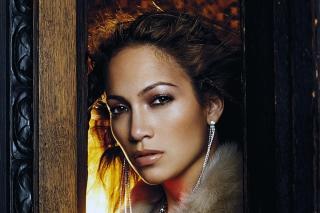 Jennifer Lopez - Obrázkek zdarma pro Motorola DROID 3