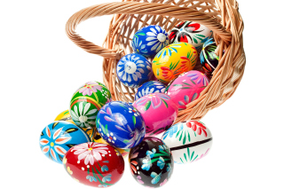 Easter Eggs Picture for Android, iPhone and iPad