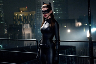 Anne Hathaway Catwoman Dark Knight Rises Picture for Android, iPhone and iPad