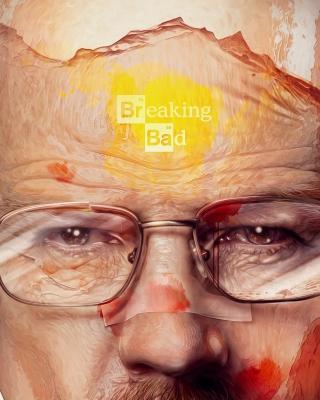 Breaking Bad Artwork - Obrázkek zdarma pro iPhone 5C