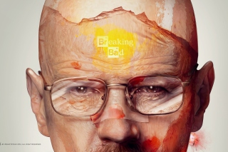 Breaking Bad Artwork - Obrázkek zdarma pro Samsung Galaxy Ace 4
