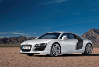 Audi R8 Car Desktop Picture for Android, iPhone and iPad