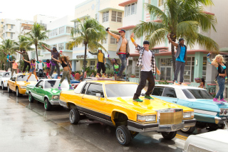 Step Up Revolution Wallpaper for Android, iPhone and iPad