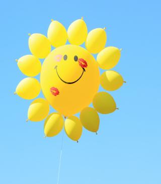 Happy Balloon - Obrázkek zdarma pro Nokia C1-00