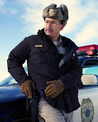 Bob Odenkirk in Fargo - Obrázkek zdarma pro 640x1136