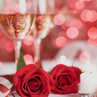 First romantic date - Obrázkek zdarma pro iPad mini