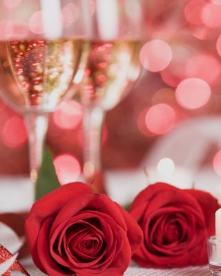 First romantic date - Obrázkek zdarma pro Nokia Asha 303