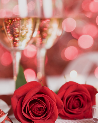 First romantic date - Obrázkek zdarma pro Nokia C5-03