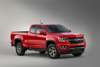 Chevrolet Colorado Pickup Small Truck Z71 Wallpaper for Android, iPhone and iPad