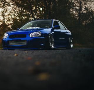 Subaru Impreza WRX STI - Obrázkek zdarma pro 1024x1024