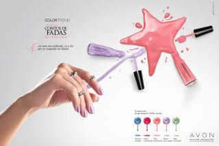 Avon Advertising - Obrázkek zdarma pro Motorola DROID 3