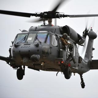 Sikorsky HH-60 Pave Hawk - Obrázkek zdarma pro iPad 2