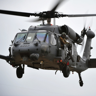 Sikorsky HH-60 Pave Hawk - Obrázkek zdarma pro iPad mini