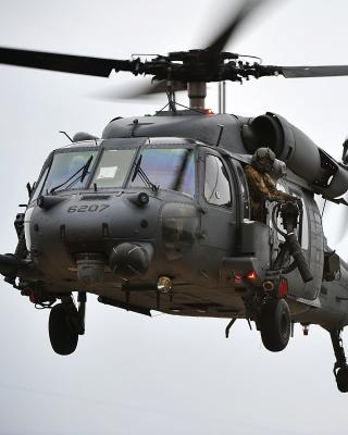 Sikorsky HH-60 Pave Hawk - Obrázkek zdarma pro Nokia Asha 502