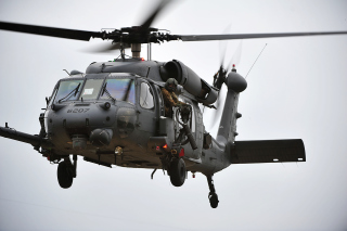 Sikorsky HH-60 Pave Hawk Picture for Android, iPhone and iPad