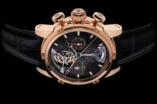 Louis Moinet Chronograph Wallpaper for Android, iPhone and iPad