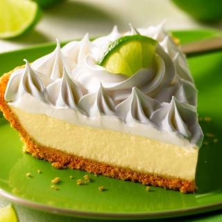 Lime Cheesecake - Obrázkek zdarma pro iPad 3