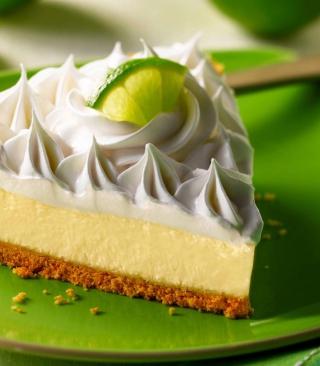Lime Cheesecake - Obrázkek zdarma pro iPhone 4S