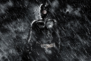 Batman In The Dark Knight Rises Wallpaper for Android, iPhone and iPad