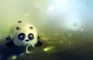 Baby Panda - Fondos de pantalla gratis para Nokia Asha 201