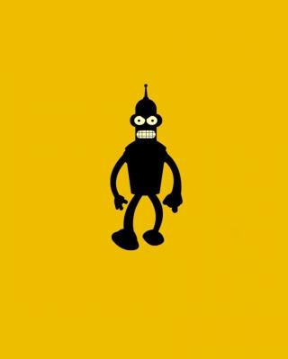 Bender Futurama - Obrázkek zdarma pro Nokia Asha 300