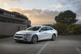 Chevrolet Malibu Picture for Android, iPhone and iPad
