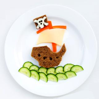 Creative Breakfast Recipes - Obrázkek zdarma pro iPad 2