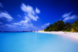Kostenloses Vilu Reef Beach and Spa Resort, Maldives Wallpaper für Android, iPhone und iPad