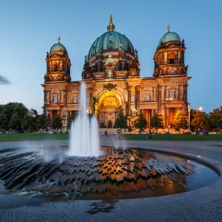 Berliner Dom - Obrázkek zdarma pro iPad Air